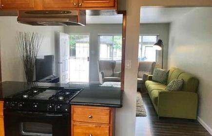 Cute, Cozy Remodeled Duplex In A Great Neighborhood, Perfect Bay Area Location!