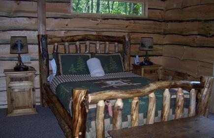 The 'Gray' Escape, Honeymoon Cabin