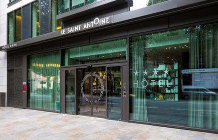 Le Saint-Antoine Hotel & SPA, BW PREMIER COLLECTION