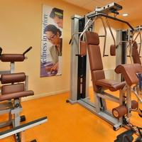 Best Western Plus Hotel Le Favaglie Fitness Room
