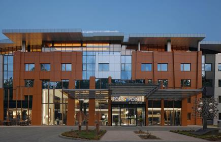 Four Points by Sheraton Kecskemet Hotel and Conference Center