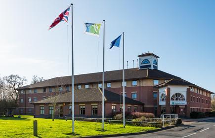Holiday Inn Express Warwick - Stratford-Upon-Avon