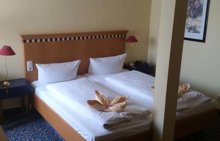 Hotel Am Kurpark Bad Salzelmen