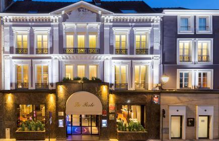 Best Western Premier Hotel de la Poste & Spa
