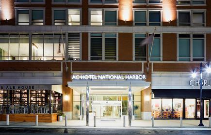 AC Hotel By Marriott National Harbor Washington, DC Area