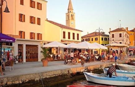 Marina Hotel - Restaurant