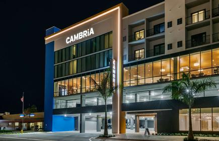Cambria Hotel St Petersburg-Madeira Beach Marina
