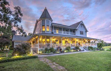 Blue Mountain Mist Country Inn & Spa