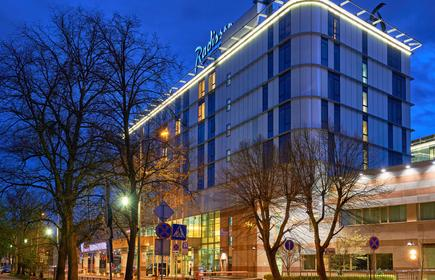 Radisson Blu Hotel, Kaliningrad