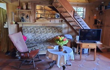 idyllic summer house with historical charm