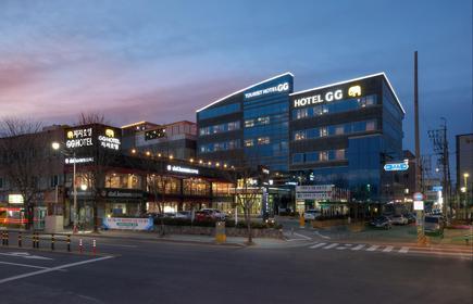 Gyeongju Tourist Hotel GG