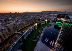 Barceló Raval - Barcelona - Außenansicht