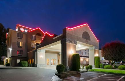 Best Western Plus Mountain View Auburn Inn