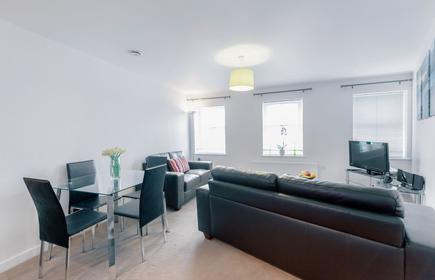 Roomspace Apartments -Jubilee Court