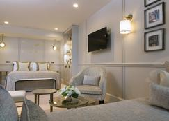 Hotel Le Narcisse Blanc & Spa - Paris - Schlafzimmer