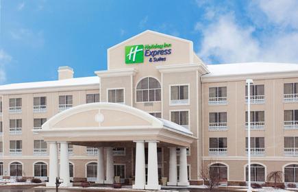 Holiday Inn Express Hotel & Suites Rockford-Loves Park