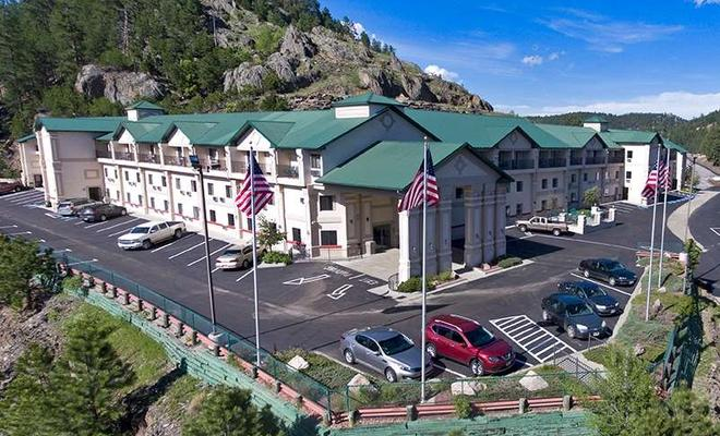 Mount Rushmore's Presidents View Resort