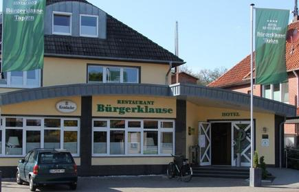 Hotel Restaurant Burgerklause Tapken