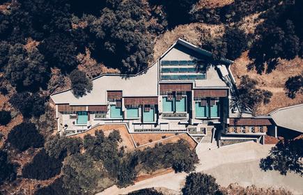 Monastery Estate Mountain Retreat