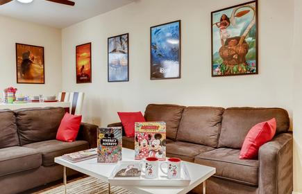 Disney's Gorgeous 2BR/2Bath Spectacular With Free Parking! (R2)