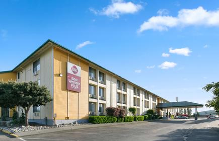 Best Western Plus Skagit Valley And Convention Center