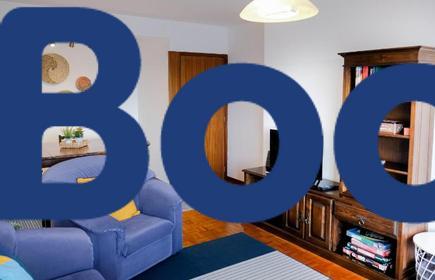 Cozy 3 Room Apartment in Penafiel Centre