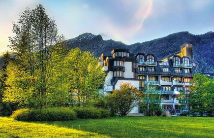 AMBER HOTEL BAVARIA Bad Reichenhall