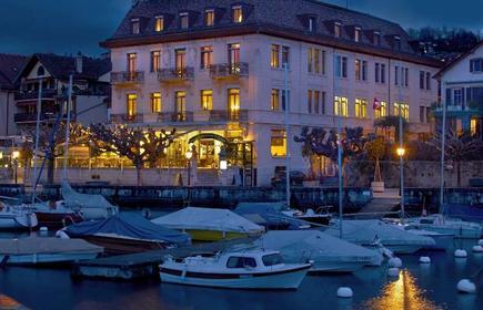 Hôtel Lakeview Le Rivage