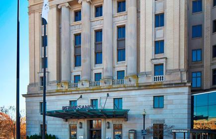 Renaissance Providence Downtown Hotel