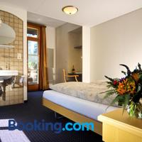 Hotel Staubbach Guest room