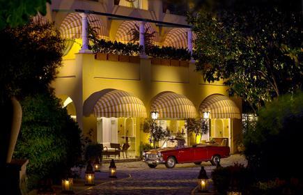 Caesar Augustus, Relais & Chateaux Hotel