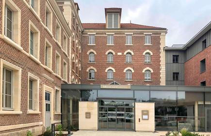 Hôtel Mercure Beauvais Centre Cathédrale