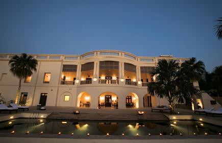 Taj Nadesar Palace,Varanasi
