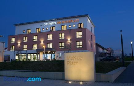 Cityhotel am Mckeeplatz