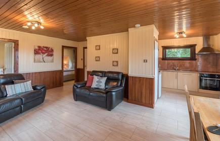 Birch Lodge 21 With Hot Tub, Newton Stewart