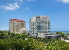 Sheraton Santo Domingo Hotel - Santo Domingo - Gebäude
