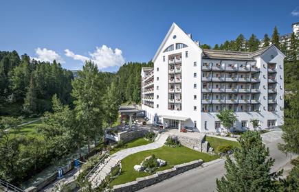 Arenas Resort Schweizerhof