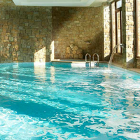 Anthemus Sea Beach Hotel & Spa Indoor Pool