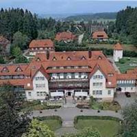 Schwarzwald Park Hotel Aerial View