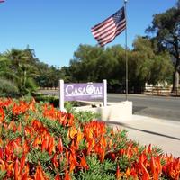 Casa Ojai Inn Our Entrance Sign