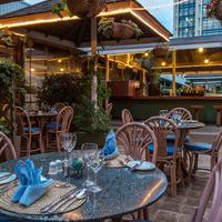 Hilton Nairobi Restaurant