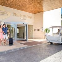 Blau Privilege Portopetro Beach Resort & Spa. Porch