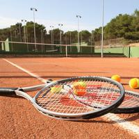 Blau Privilege Portopetro Beach Resort & Spa. Tennis Court