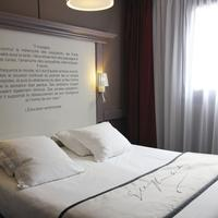 Best Western Hotel Litteraire Gustave Flaubert Guest Room
