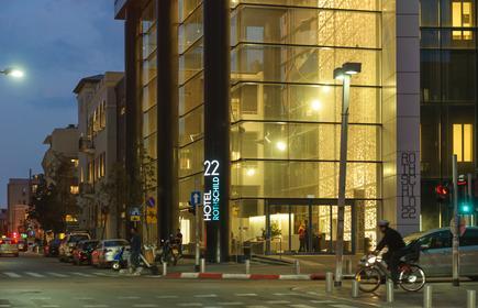 Hotel Rothschild 22 Tel Aviv