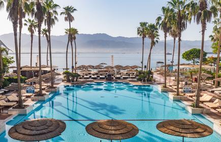 U Suites Hotel Eilat