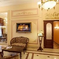 Hotel Volgograd Lobby Sitting Area