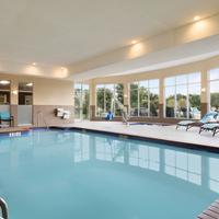 Hilton Garden Inn Abilene Pool