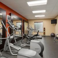Hilton Garden Inn Abilene Health club