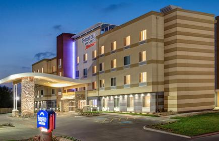 Fairfield Inn and Suites by Marriott Los Angeles LAX El Segundo
